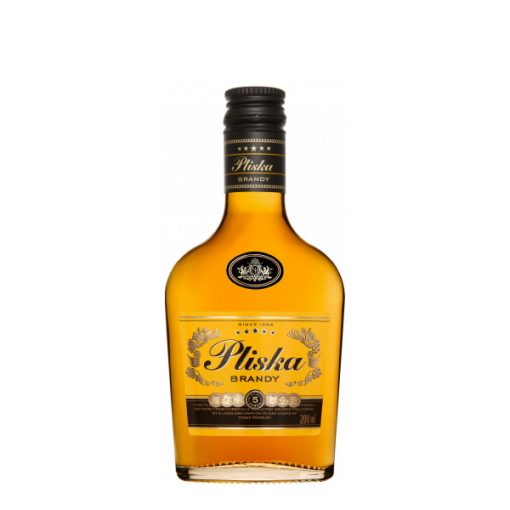 Pliska Brandy 5 Years Old