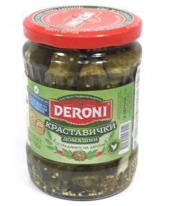 Kiseli Krastavichki Dill Pickles