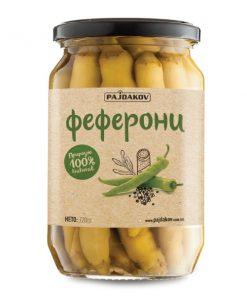 Mild Fefferoni Peppers