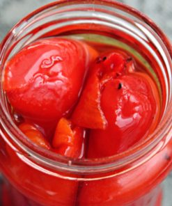 Pecheni Chushki Roasted Peppers