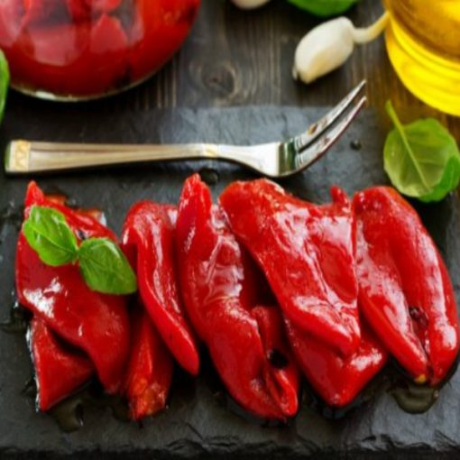 Pecheni Chushki Roasted Peppers