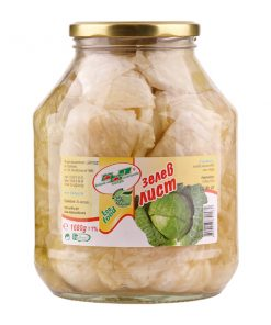 Zelevi Lista Pickled Cabbage Leaves