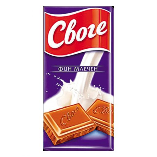 Svoge Chocolate MILK EXTRA FINE