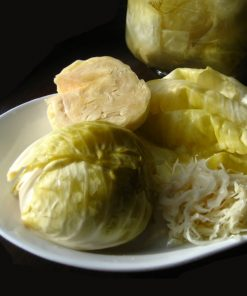Kiselo Zele Whole Pickled Cabbage