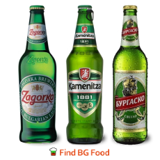 Bulgarian Beer