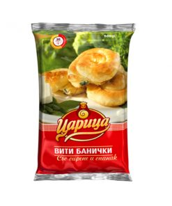 Banitsa Mini Pies Cheese and Spinach