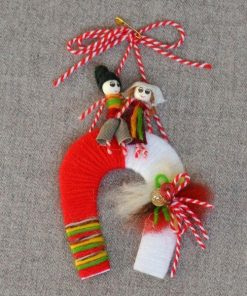 Martenitsa Clothes Decoration