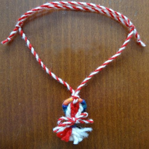 Martenitsa Necklace