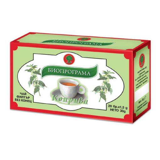 Nettles Tea