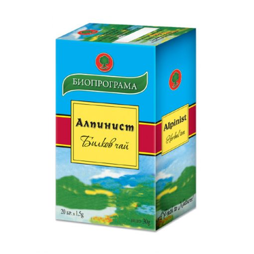 Alpinist Herbal Tea