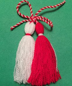 Traditional Martenitsa, small