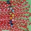 Martenitsa Bracelet with Lucky Charm