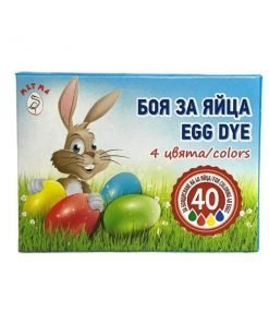 Easter Egg Dye Coloring Kit (4 Colors)