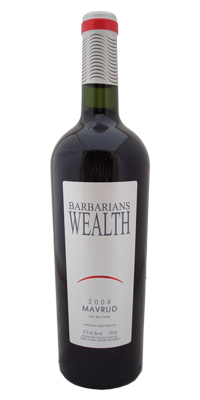 Mavrud Barbarians Wealth 750ml