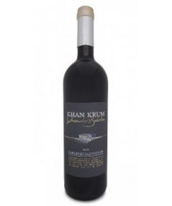 Cabernet Sauvignon Khan Krum Selection 750ml